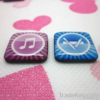 promotion iphone apps fridge magnet