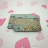 Italy Acrylic Fridge Magnet