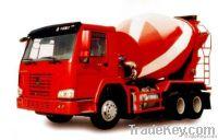 Howo Concrete  Mixer Truck 6x4
