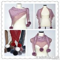 Triangle Scarf With Fashion Style GM09460