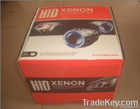 HID BI Xenon Lens and Angel Eyes