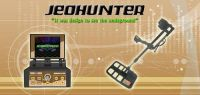 Makro JeoHunter Underground Deep-3D Diamond Gold Metal Detector Treasure Hunting Device