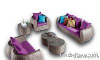 Levallois Rattan Sofa Set