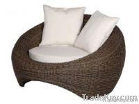 Abimia Wicker Single Sofa