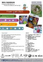 Flower Light Chain