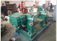open type mixing mill for rubber