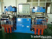 PLC plate vulcanizing machine