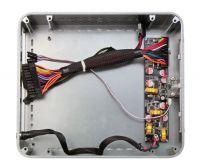 set-top case for media center mini pc itx case E-Q5i