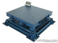 Export Small single-layer electronic weighbridge