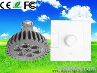 3*1W Dimmable LED Candle