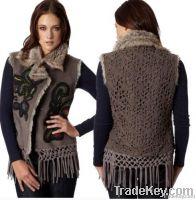 Womens Drift Fur Vest