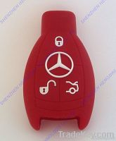 Popular Silica Gel Key Shell Case for Benz