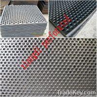 alluminum perforated metal
