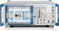 CALIBRATED ROHDE & SCHWARZ R&S SMU200A RF VECTOR SIGNAL GENERATOR
