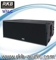 Martin Style Line Array Speaker (W8LC)