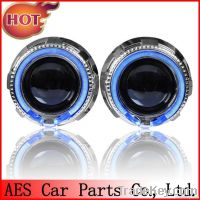 AES Bi-xenon HID projector lens /car lighting lens/car headlight lens