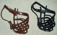 Basket Muzzles Leather