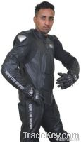 Leather Biker Suit