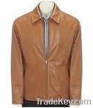 Fashion Leather Mans Jacket