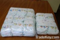 Quality Baby Diapers/Nappies Fabric Cloth Velcro Strap