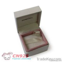 White Wooden Charm Box - Top Quality