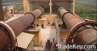 Construction material&Cement equipment--Rotary Kiln