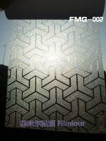 Decorative Window Film(No glue, Static Cling)