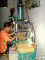 Chaton fixing machine, cup chain stone setting machine