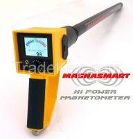 Magnasmart magnetometer with 3D data logger