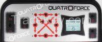 Quatroforce void & gold locator