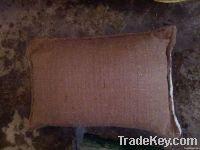 Inflatable sandbag/flood control bag