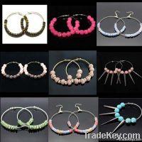 Fashion alloy earring chandelier earring jewelry