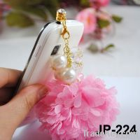 2012 newest dustproof ear plug minipol ear cap earphone jack pin