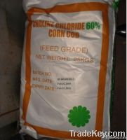 Choline Chloride 60% (Corn Cob carrier) Feed Grade