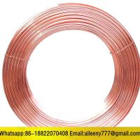 Pancake C11000 Copper Alloy Tube