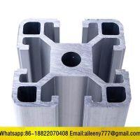 T Slot 6063 T5 Aluminum Profiles