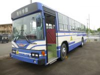 Used Japanese Bus Hino Right Hand drive