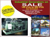 AEI DIESEL & GAS GENERATOR (Dual Fuel)