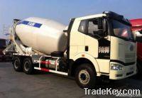FAW 6X4 Concrete Mixer Truck