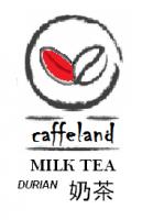 Caffeland Durian Milk Tea