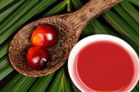 RED CRUDE PALM OIL