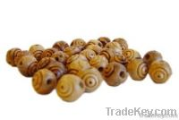 Olive wooden beads