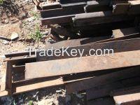 Iron, Steel Scrap-used Rail