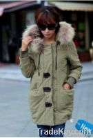 Fashionable Hooded Pure