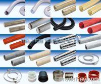 Woodworking Flexible Hose (PVC Hose, PU Hose, Silicone hose, etc.)