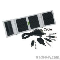 Ultra Thin and High Efficient Solar Charger