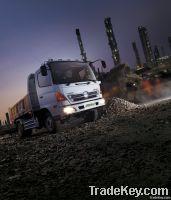 Hino 17t, 4x2 Dump & Tanker Truck