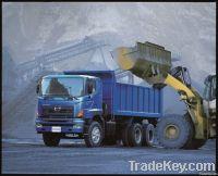 Hino 40t GVW, 6X4 Truck