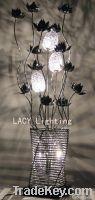 2011 aluminum table lamp