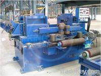 Hydraulic H-beam straightening equipment